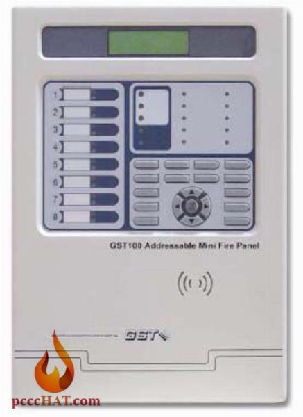 Tủ báo cháy 1 Loop GST100