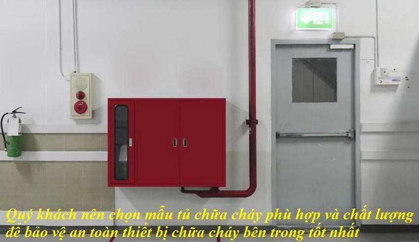 Quý khách nên chọn loại tủ phù hợp và chất lượng để đảm bảo cho thiết bị chứa bên trong