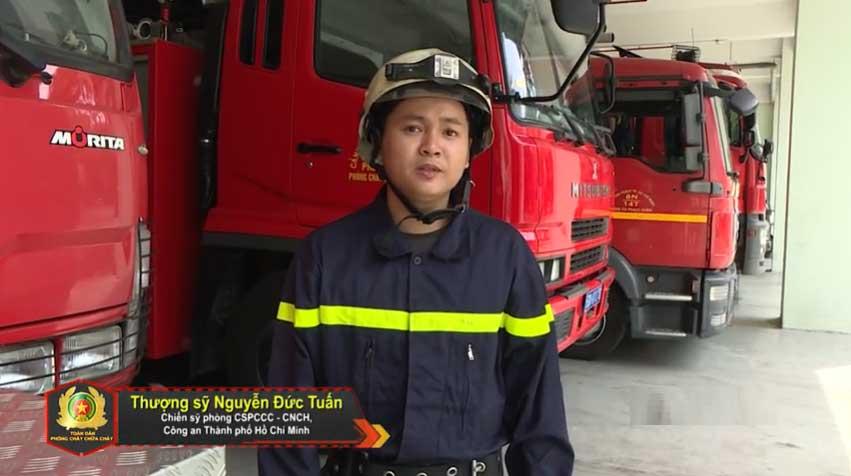 Một số bất cập về nguồn nước trong công tác chữa cháy