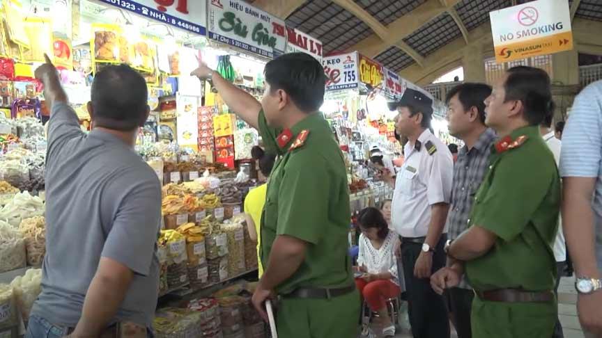 Những biện pháp đảm bảo an toàn PCCC cho các chợ, siêu thị, trung tâm thương mại