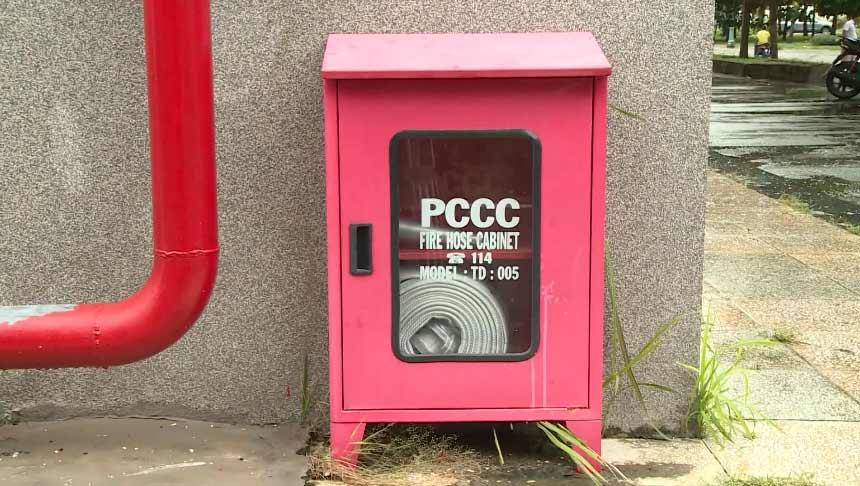 Phương tiện tại chỗ trong công tác PCCC