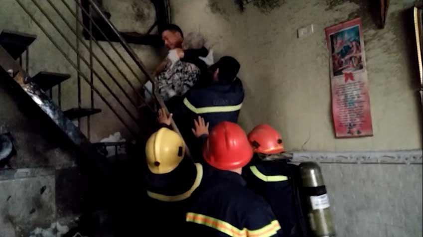 Người dân vẫn còn chủ quan trong phòng chống cháy nổ