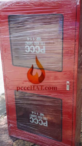 Tủ PCCC trong nhà 800x1500x250 1.5 ly