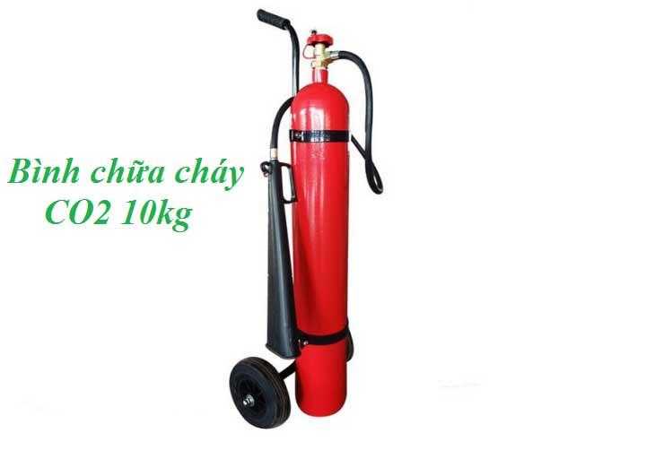 Bình phòng cháy khí CO2 10kg