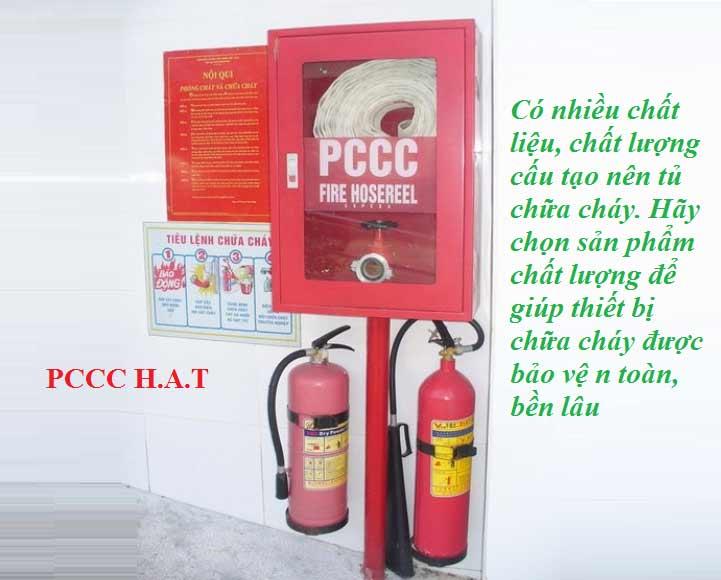 chọn mua các loại tủ phòng cháy
