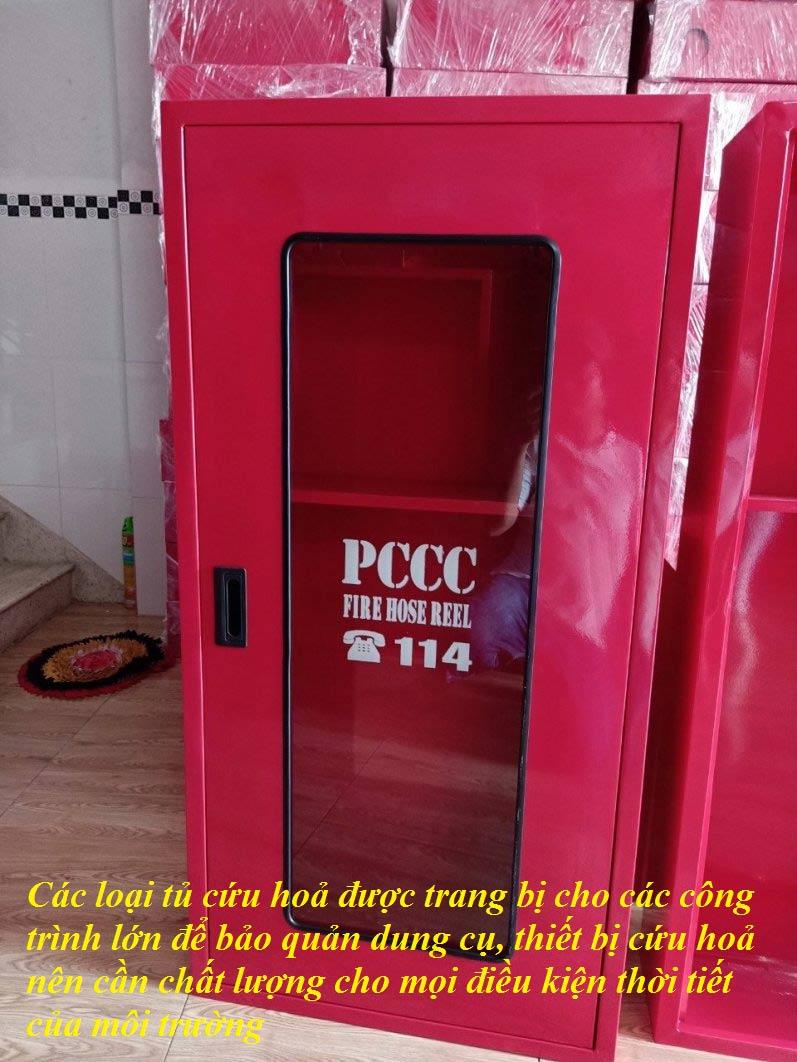 tủ PCCC giá rẻ