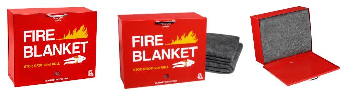 chăn chữa cháy - chống cháy