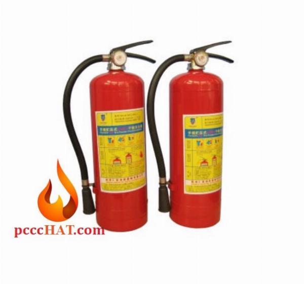Bình chữa cháy bột BC MFZ 8kg