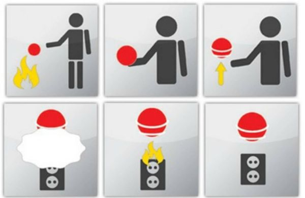 Hướng dẫn sử dụngQủa cầu cứu hỏa AFO, bóng cứu hỏa